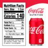 (2 Pack) Coca-Cola Soda Soft Drink, 12 fl oz, 12 Pack