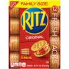RITZ Fresh Stacks Original Crackers, Family Size, 17.8 oz