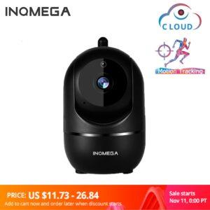 INQMEGA HD 1080P Cloud Wireless IP Camera Intelligent Auto Tracking Of Human Home Security Surveillance CCTV Network Wifi Camera