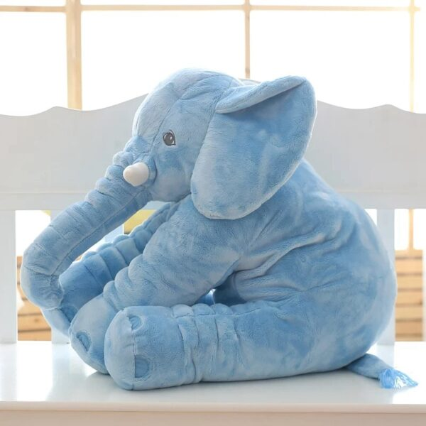 Kids Elephant Soft Pillow Large Elephant Toys Stuffed Animals Plush Toys Baby Plush Doll Infant Toys Children Gift Drop Shipping