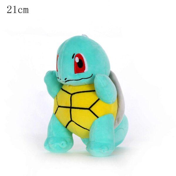 41 Styles TAKARA TOMY Pokemon Original Pikachu Squirtle Stuffed Hobby Anime Plush Doll Toys For Children Christmas Event Gift