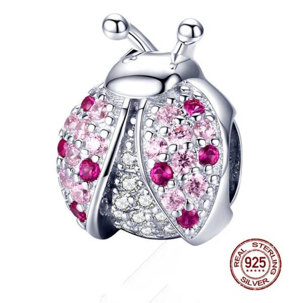 Add To Cart Win $99 Jewelry Box WOSTU 925 Sterling Silver Heart Charm Beads Charm DIY Bracelet Pendants Original Jewelry