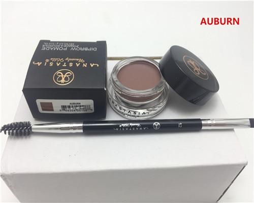 NEW Anastasia Beverlying Hills Anastasia Makeup Powder Glow Kit Contour Highlighter Palette Face Powder Blusher Eyebrow Cream