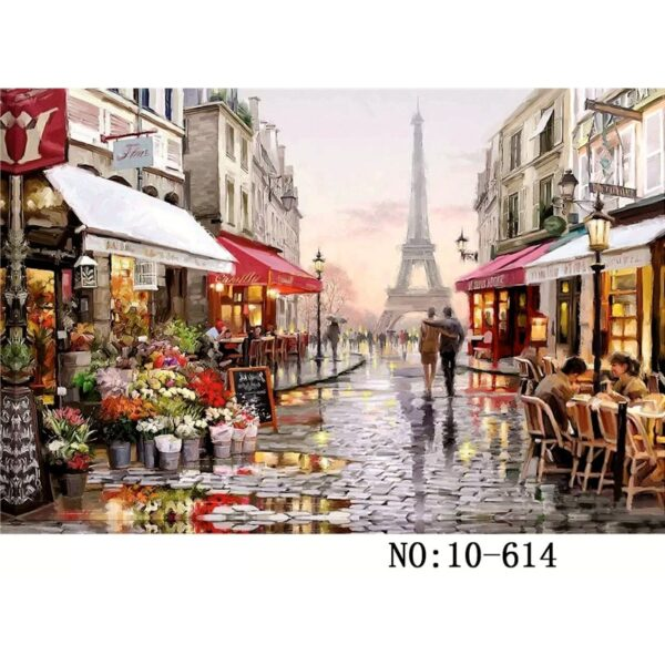 1000Pcs Jigsaw Puzzle 75*50cm with Storage Bag Wooden Paper Puzzles Educational Toys for Children Bedroom Decoration Stickers