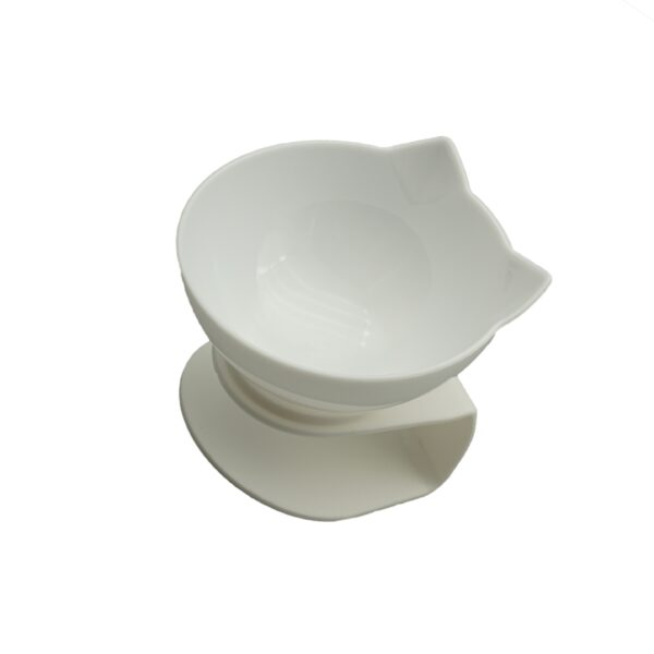 Non-Slip Double Cat Bowl Dog Bowl With Stand Pet Feeding Cat Water Bowl For Cats Food Pet Bowls For Dogs Feeder Product Supplies