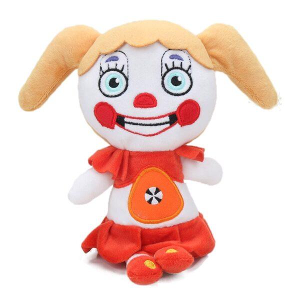 New 25cm FNAF Nightmare Freddy Bear Foxy Springtrap Bonnie Plush Toys Five Nights at Freddy's Toy Soft Stuffed Animal Dolls