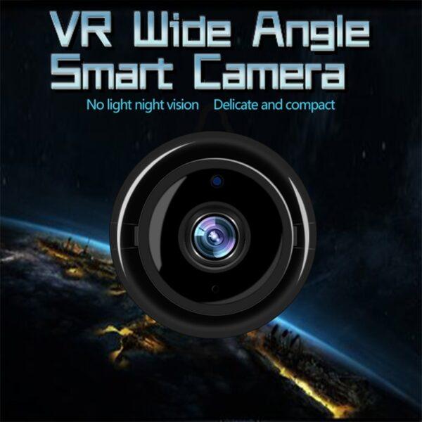 Mini Wifi Camera Smart Auto IR-Cut Night Vision HD Video Motion Sensor Secret Micro Cam IP P2P Security Home Surveillance Webcam