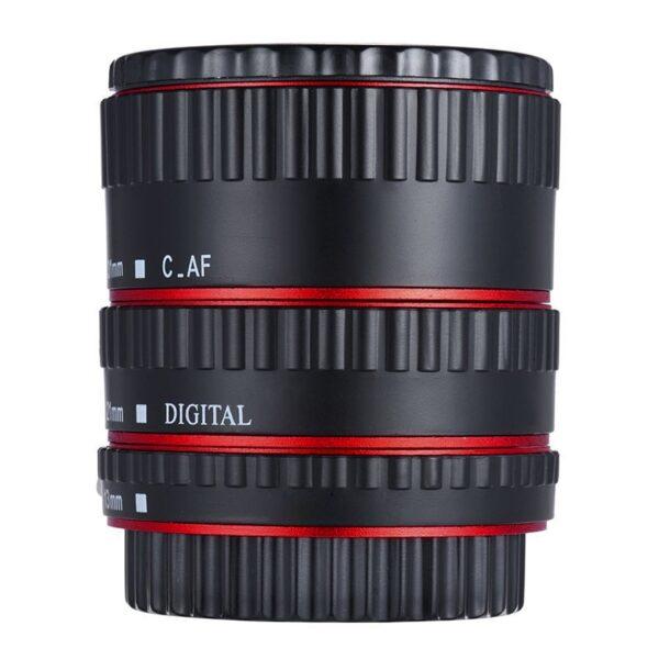 Auto Macro Extension Focus Tube EF-S Lens Durable Macro 13/21/31MM For Canon Camera EF Mount Lenses Autofocus High Quality