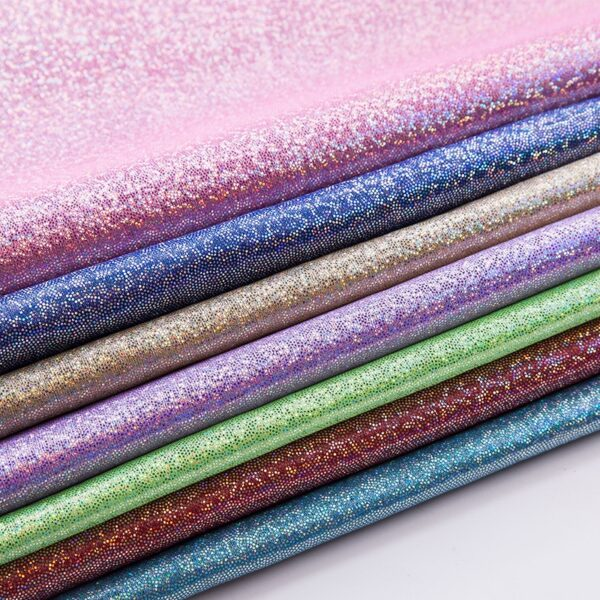 Width 150x1m one lot Cheap Shiny Fabric Colorful Shiny Fabric For Stage Wedding Decoration Tissue DIV Material