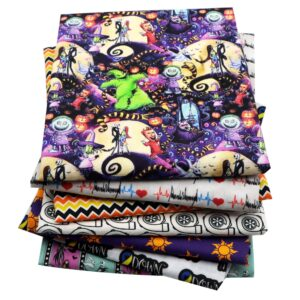 David accessories 50*145cm Halloween 100% Cotton Fabric for Sewing Dress Cloth Making DIY Cushion Cover,c12228