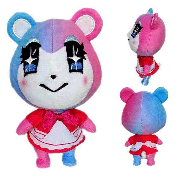 20cm 28cm Animal Crossing Plush Toy Cartoon Raymond free give away 1pcs Jingjiang Doll KK isabelle plush toys
