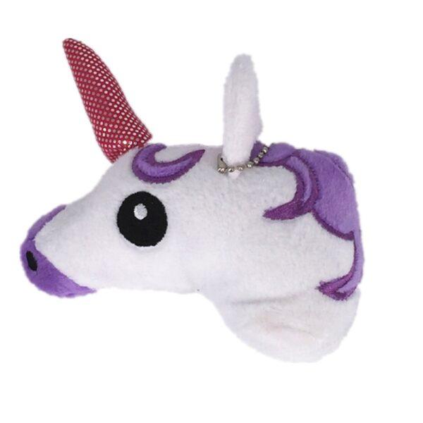 Size 12CM Horse Plush Stuffed Toy ; Pendant DOLL , Gift Decoration