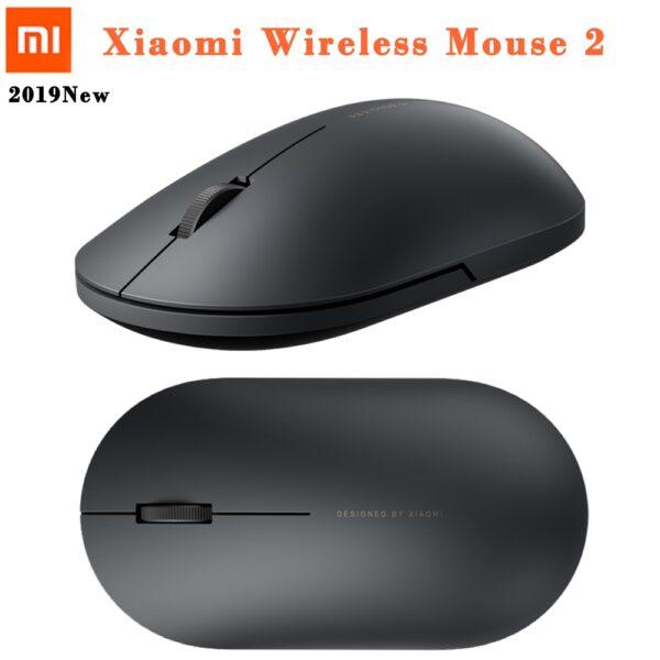 Original Xiaomi Mi Wireless Mouse Portable Game Mouses 1000dpi 2.4GHz WiFi link Optical Mouse Mini Portable Mouse
