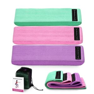 Resistance Bands 3-Piece Set Fitness Rubber Bands Expander Elastic Band For Fitness Elastic Bands Resistance Exercise Equipment