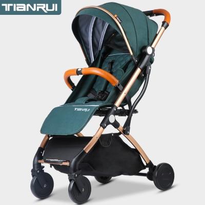 Light Travel Baby Stroller Portable Infant Trolley Prams Newborn B B Cart Girl Boy 0~4 Years Old Carry On Plane Fast Shipping