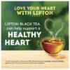 Lipton Tea Bags Black Tea 8 oz, 100 Count